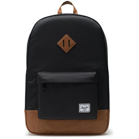 Herschel Heritage Backpack Unisex, black/tan
